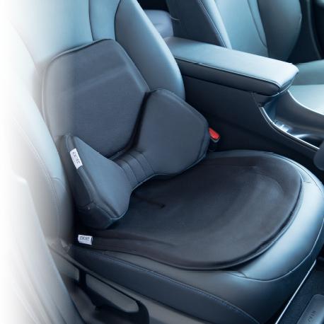 腰とお尻で、 <br /> 運転は驚くほどラクになる。