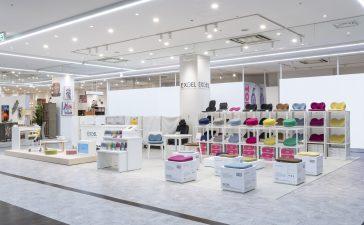 エクスジェル シーティングラボ 心斎橋パルコ店 オープン