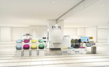 エクスジェル シーティングラボ 大丸東京店 2021年4月2日オープン
