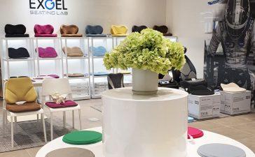 EXGEL Seating Lab が韓国トンタン市(東灘市)にオープン